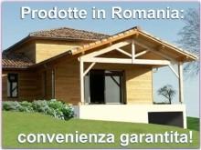 Case legno dalla romania case legno for Case di legno in romania