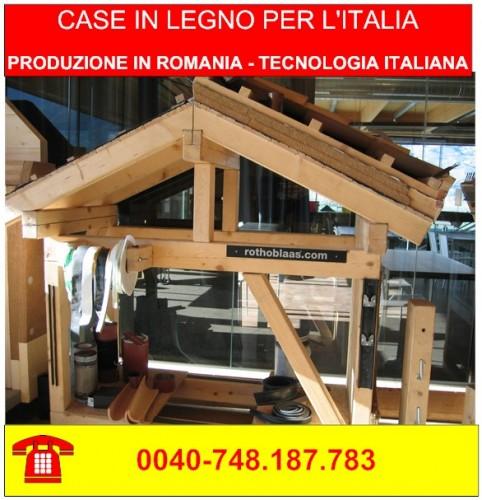 Case in legno prefabbricate in romania a prezzi imbattibili for Romania case prefabbricate